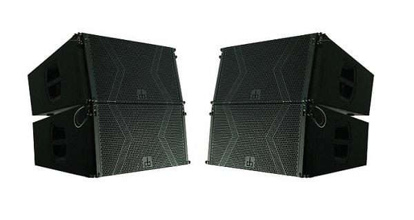Thiết kế loa array DB LA-212F