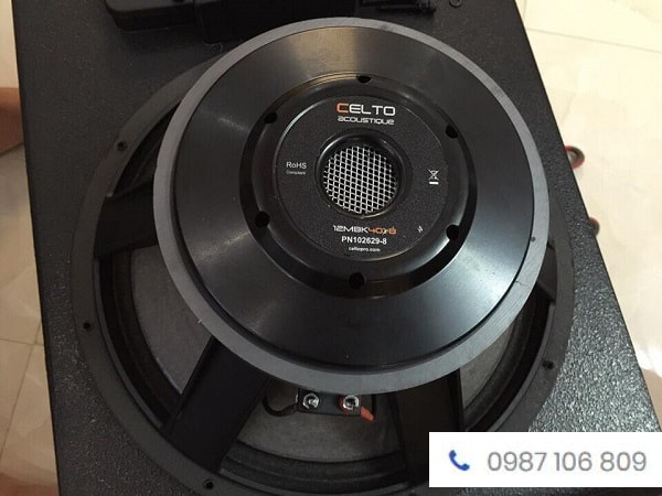 Củ bass Loa karaoke Verity VX12