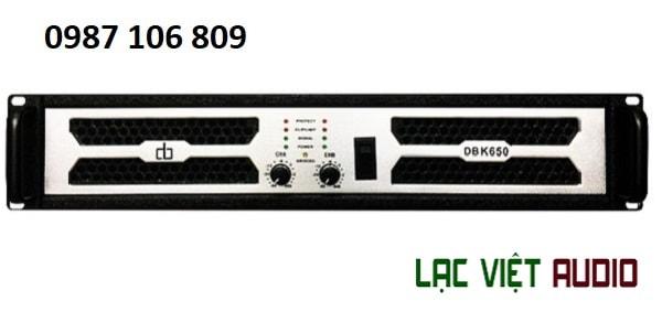 Cục đẩy công suất DB K650