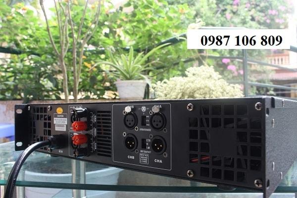 Mặt sau Cục đẩy DB TK1600S