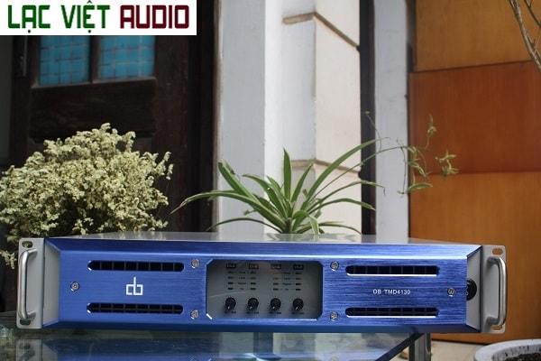 Cục đẩy công suất DB TMD4130 main 4 kênh