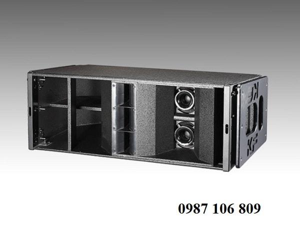 Chi tiết bên trong loa array Tasso KF660