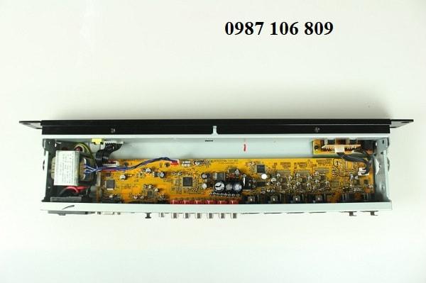Chi tiết bên trong Vang số Aivin K990