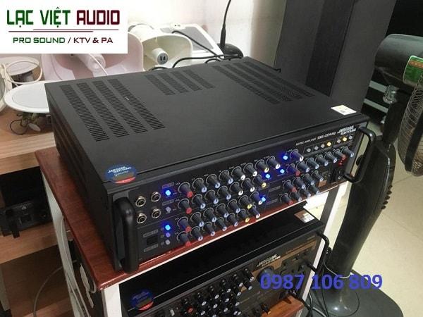 Amply Jarguar KMS1204-DSP PRO chống hú rít tự động