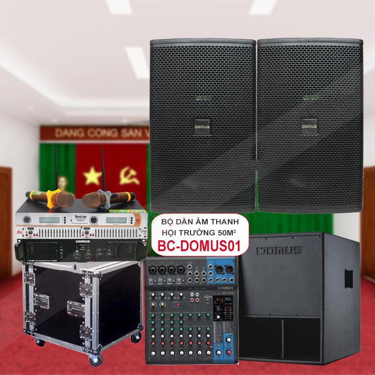 Dàn âm thanh BC-Domus01