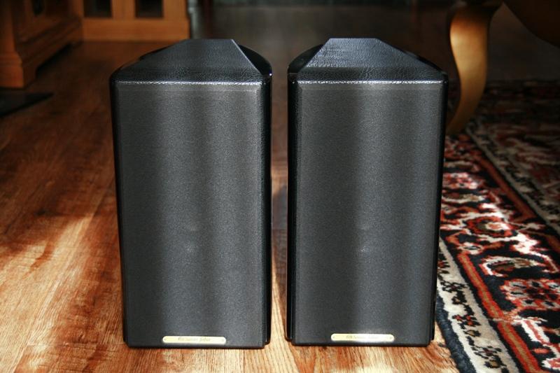 Đặc điểm loa sonus faber concertino domus