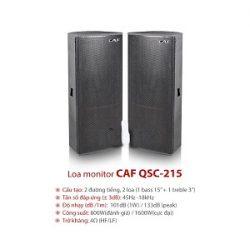 Loa CAF QSC 215