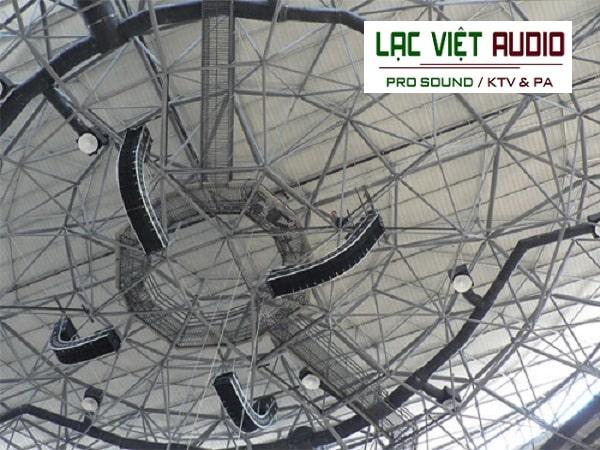Loa array CF 215 cho sân vận động