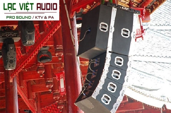 Loa array CF 215 công suất peak 4000w