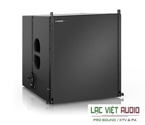 Đặc điểm tính năng Loa array Tw audio VERA L24