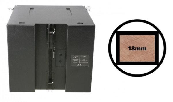Loa array Wharfedale WLA-210SUB thùng gỗ bạch dương 18mm