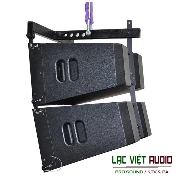 Mặt ngang Loa array Tasso KF560