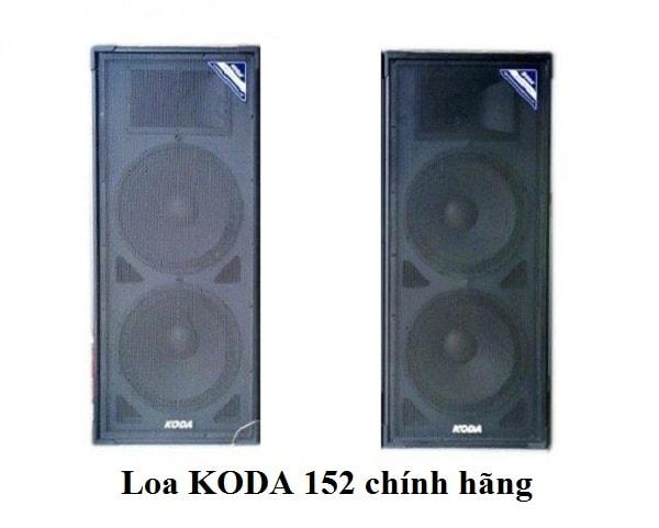 Loa KODA 152