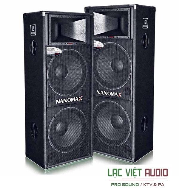Loa Nanomax Sk 508 – loa sân khấu