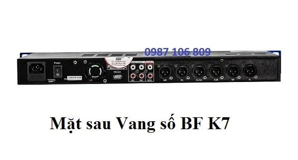 Vang số BF K7 tích hợp cổng USB