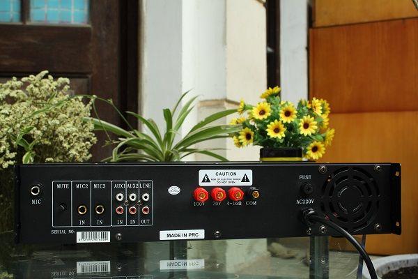 Amply DB LP 115F
