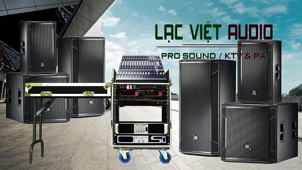 Lạc Việt Audio - Công ty Cổ phần Âm thanh Lạc Việt