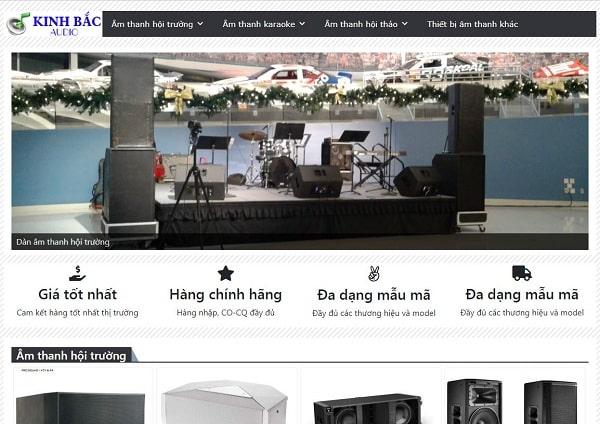 Kinh Bắc Audio - Chuyên lắp đặt hệ thống âm thanh hội nghị miền Trung