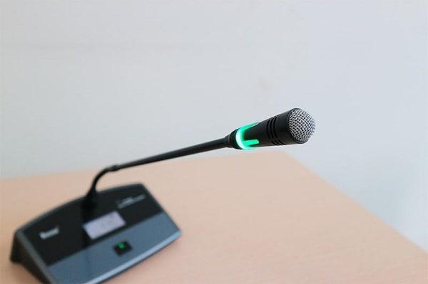 Micro hội thảo không dây Nuoxun NX-9886D