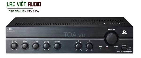 Ampli mixer TOA A-2060D