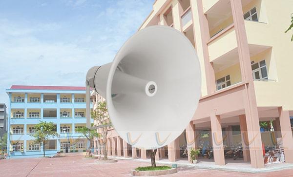 Loa  Bosch LBC 3484/00 có thể sử dụng cho trường học