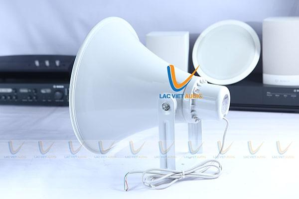 Loa Bosch LBC 3493/12 có thiết kế gọn nhẹ phù hợp với nhiều không gian