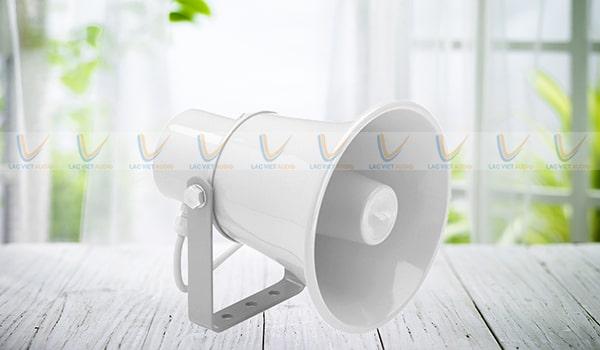Loa phóng thanh Bosch LBC 3481/12 có thiết kế đẹp cùng chất lượng âm thanh tốt
