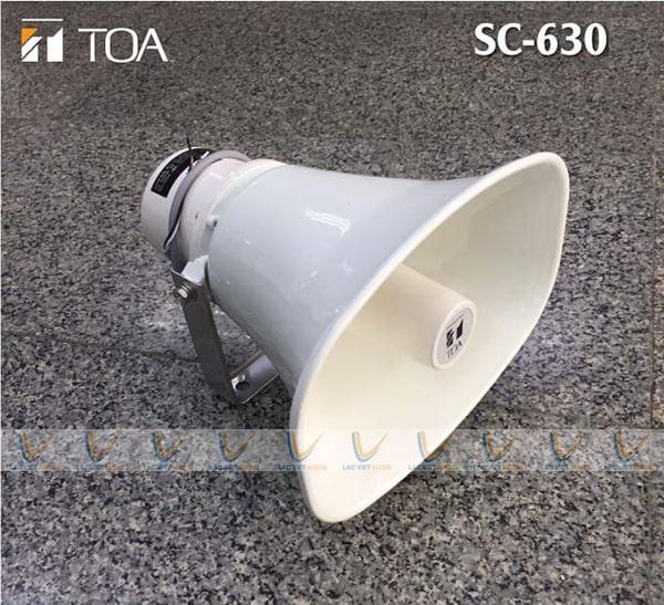 Loa TOA SC-630 chính hãng tại Lạc Việt Audio