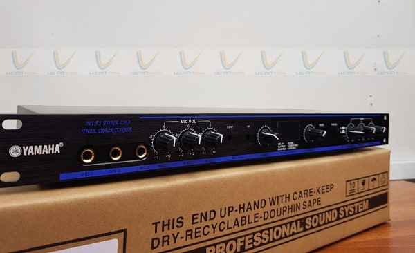 Mua vang cơ Yamaha DSP 100 tại Lạc Việt Audio
