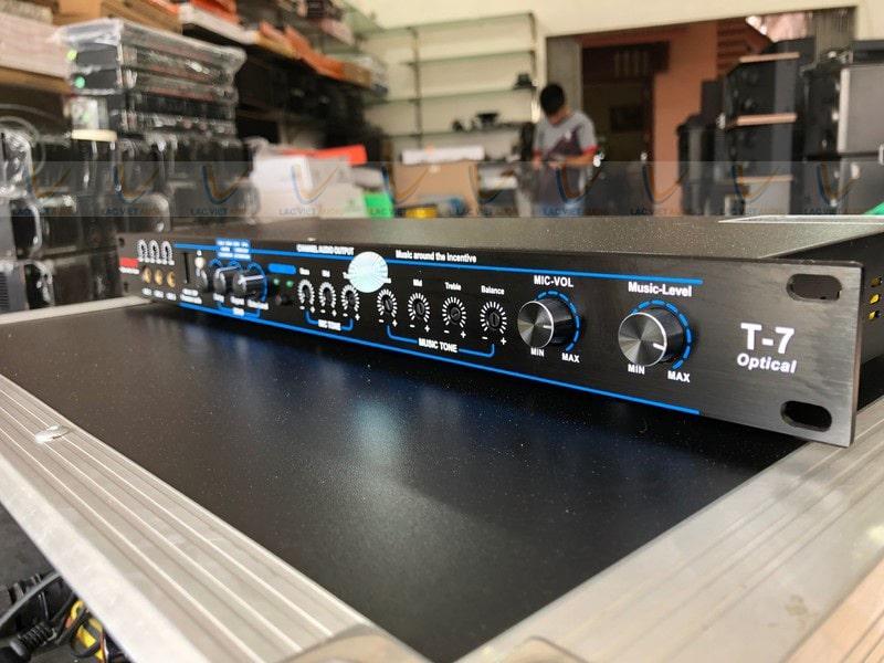 Vang cơ Domus T7 cho chất lượng âm thanh hay mượt mà hơn