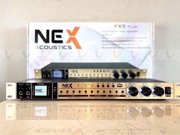 Nhận biết vang cơ NEX FX9 Plus nhái và hàng chính hãng